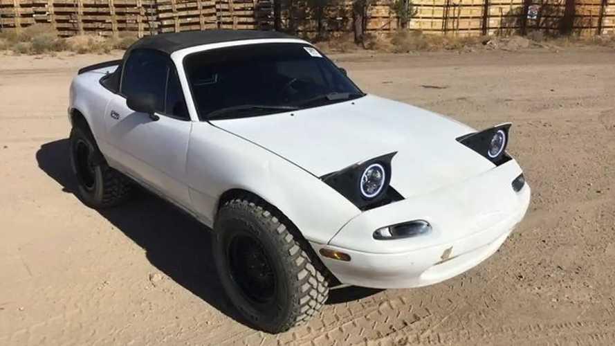 """Mazda MX-5 NA """"Monster Miata"""" (1992)"""