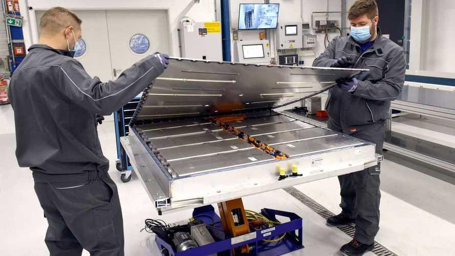 Volkswagen mostra como as baterias de carros elétricos são recicladas