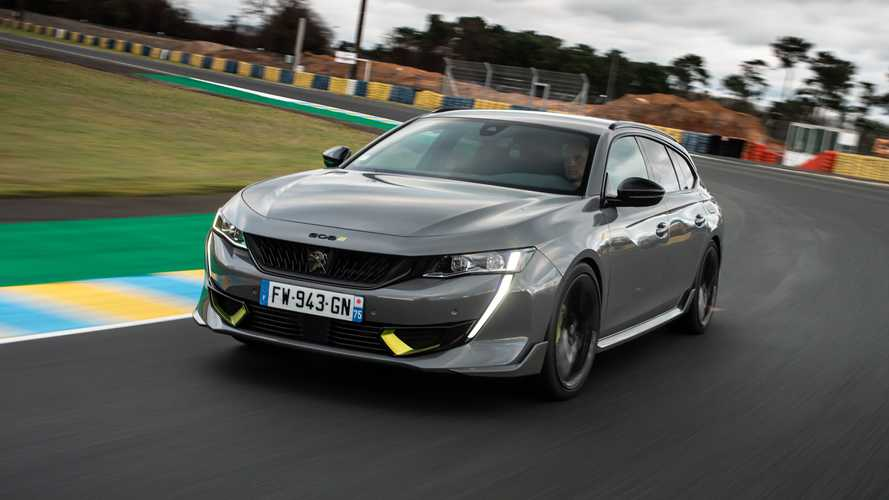 Peugeot 508 PSE (2021) im Fahrbericht: GTI war gestern
