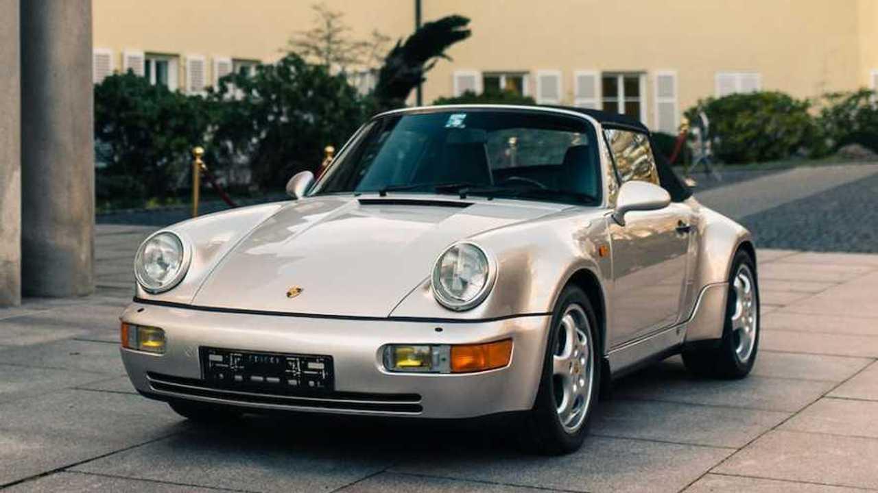 Porsche 911 (964) Turbo Look