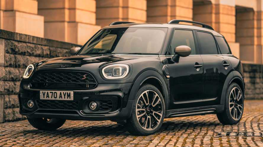 Mini Clubman and Countryman get new Shadow Edition variants