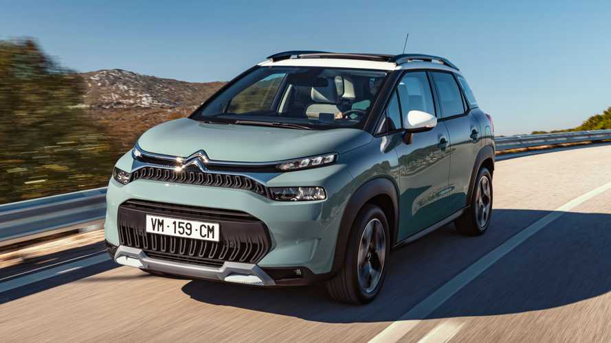 Citroën C3 Aircross (2021) - Très gros restylage !