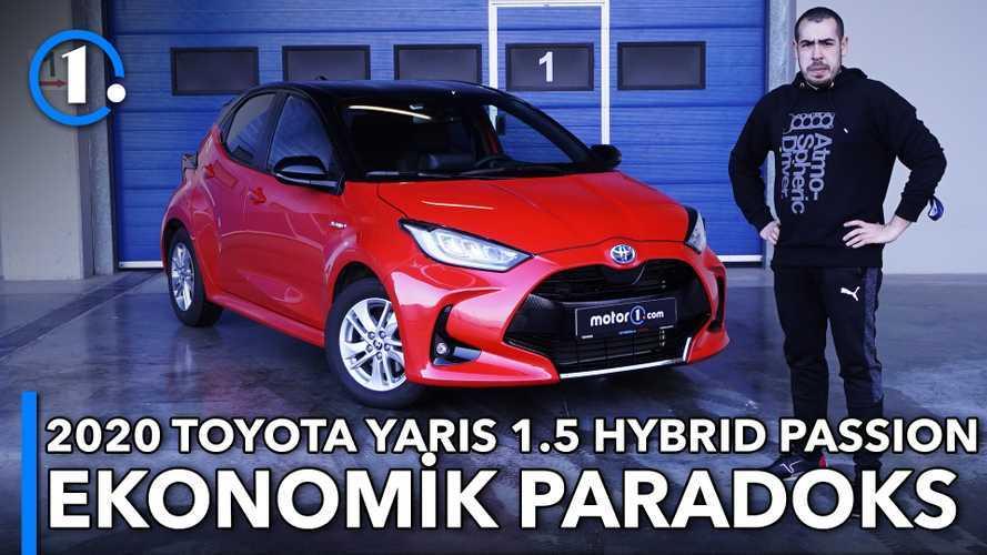 2020 Toyota Yaris 1.5 Hybrid Passion | Neden Almalı?