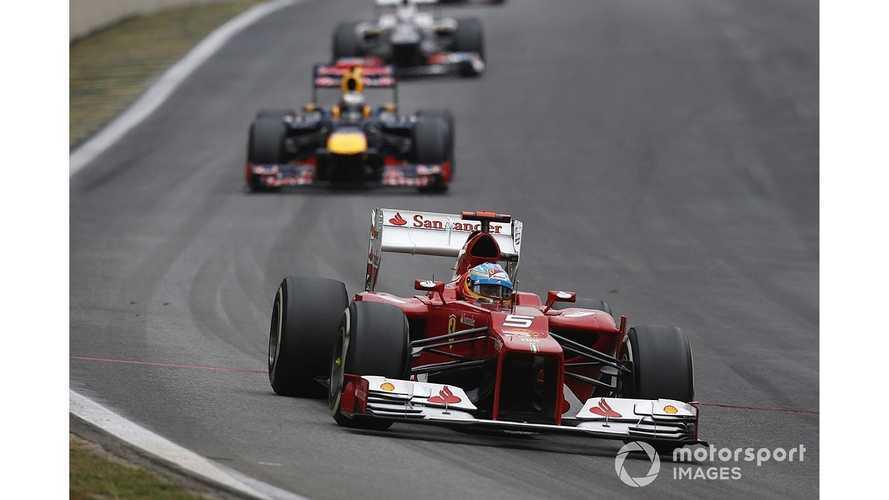Alonso contra Vettel, ¿volvemos a los 2010?
