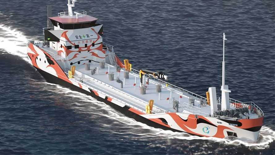 Corvus Energy To Supply Battery For All-Electric Asahi Bunker Tanker