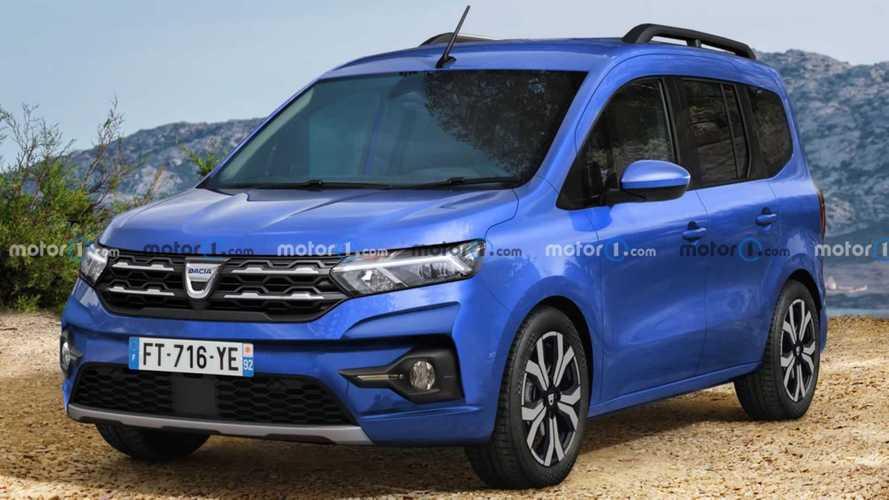 Novo Logan MCV: versão perua vai ganhar estilo minivan e 7 lugares