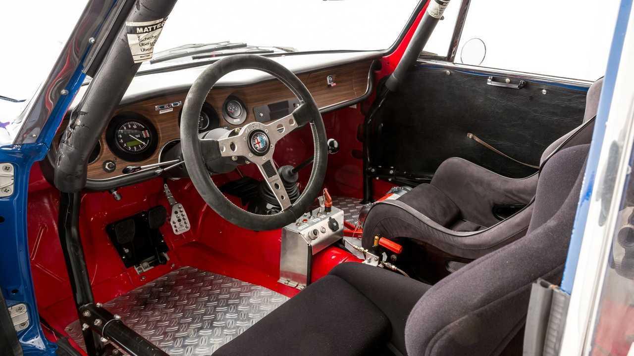 1969 Alfa Romeo Giulia Sprint GTA 1600 Corsa