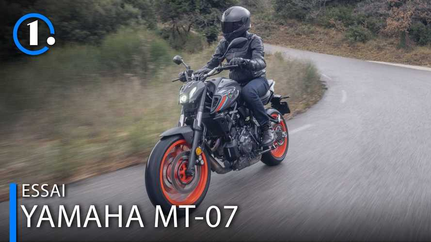 Essai Yamaha MT-07 (2021) - Reste-t-elle la reine des roadsters ?
