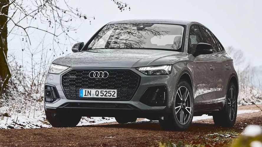 Audi Q5 Sportback, la prova