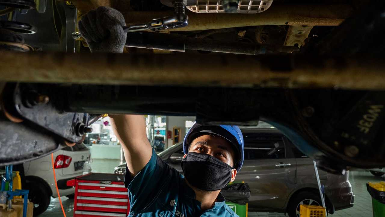 Suzuki bantu korban banjir Semarang