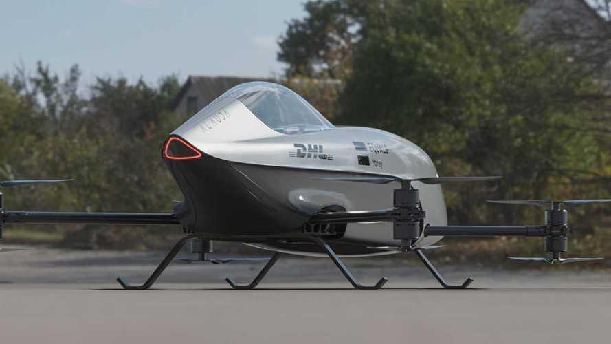 Airspeeder Mk3, la prima auto volante elettrica da corsa