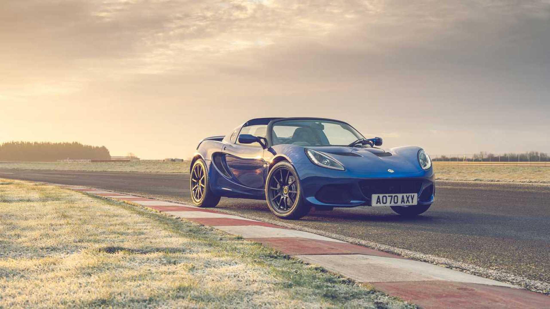 2021 Lotus Elise Sport 240 Final Edition