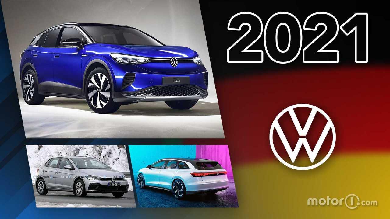 Novità Volkswagen 2021