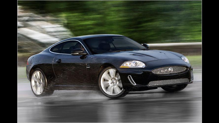 Volle Pulle nach Detroit: Jaguar mit 510-PS-Motoren