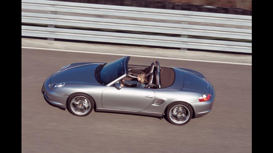 Porsche: Vom 550 Spyder zum Boxster in 50 Jahren