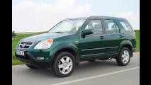 Angehübscht: Honda CR-V