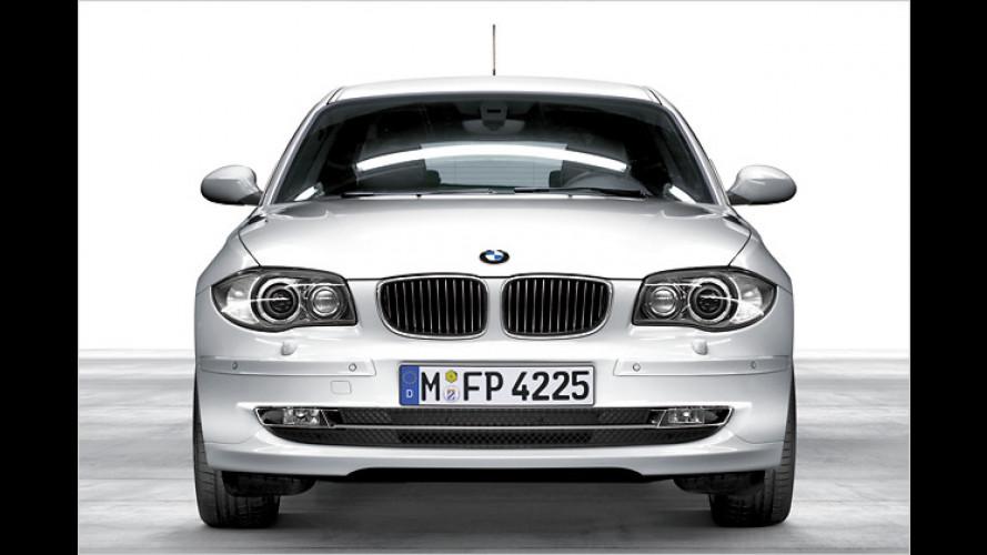 BMW 1er: Kleinster Bayer erfährt komplette Überarbeitung