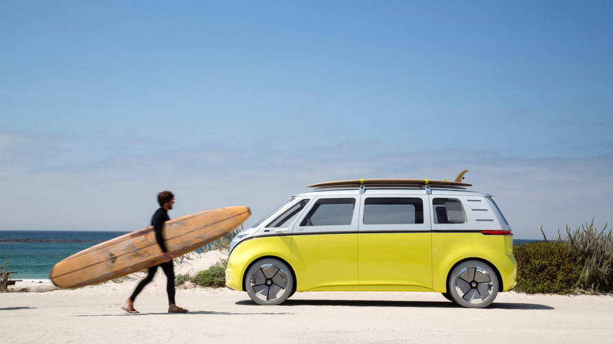 VW trademarks e-Samba name in Europe, could use it on production ID Buzz