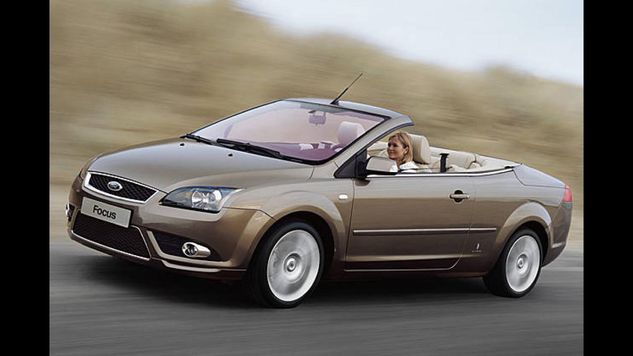 Ford Focus Coupé-Cabriolet 1.6 Trend