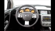 Nissan Murano-Innenraum