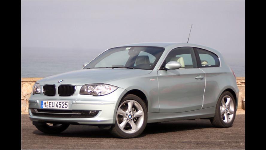 BMW schickt neuen 1er los: Darfs etwas weniger sein?