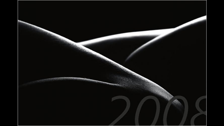 Akte in Schwarz-Weiß: Hunold macht auf Pirelli-Style