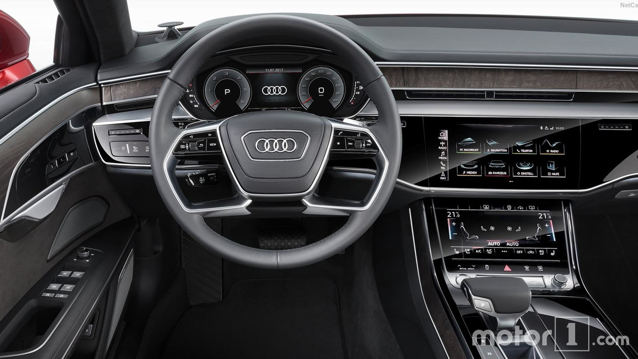 2018 Audi A8 Can You Spot The Differences