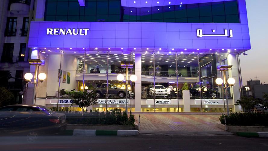 Renault continue son développement en Iran