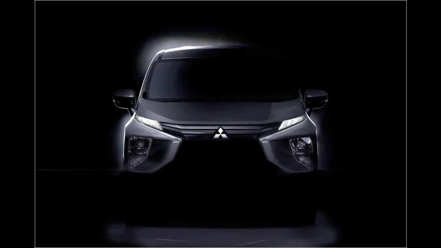 """Mitsubishi: Ein """"Expander"""" zwischen Van und SUV"""