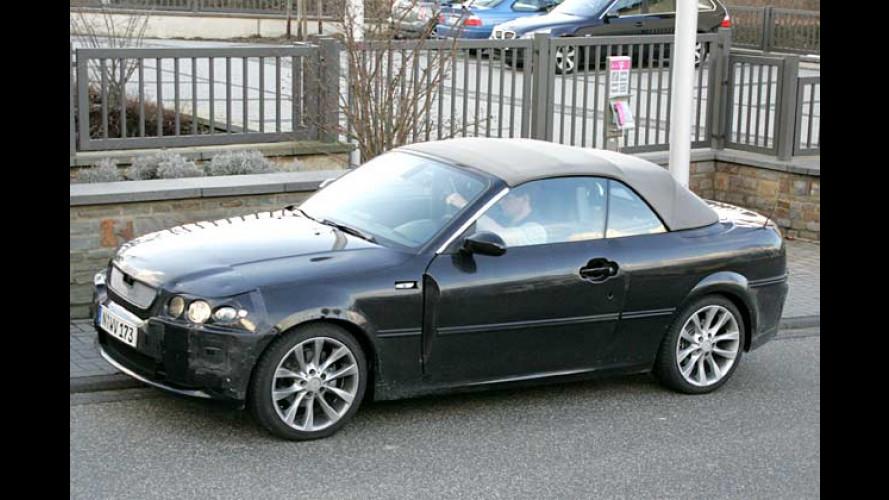 BMW-Erlkönige erwischt: Einser-Cabrio und der neue M3