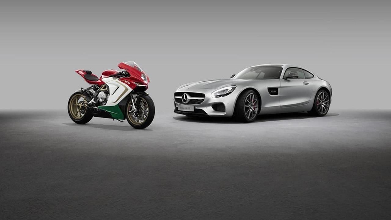Mercedes-AMG e MV Agusta