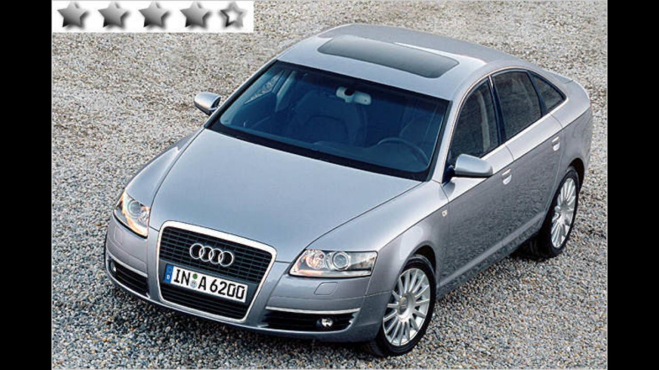 Audi A6 2.0 TDI: 78 Punkte
