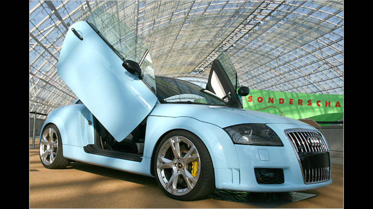 Audi TT quattro