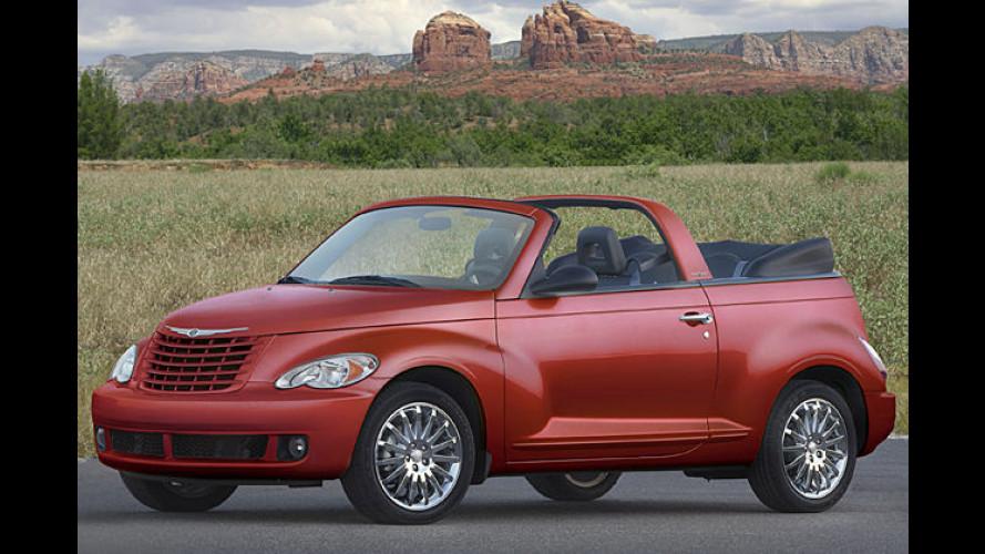 Chrysler Deutschland GmbH ist wieder selbständig