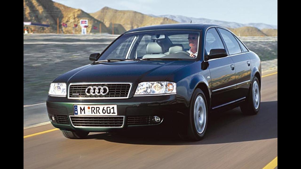 Audi A6 Security zum Mieten
