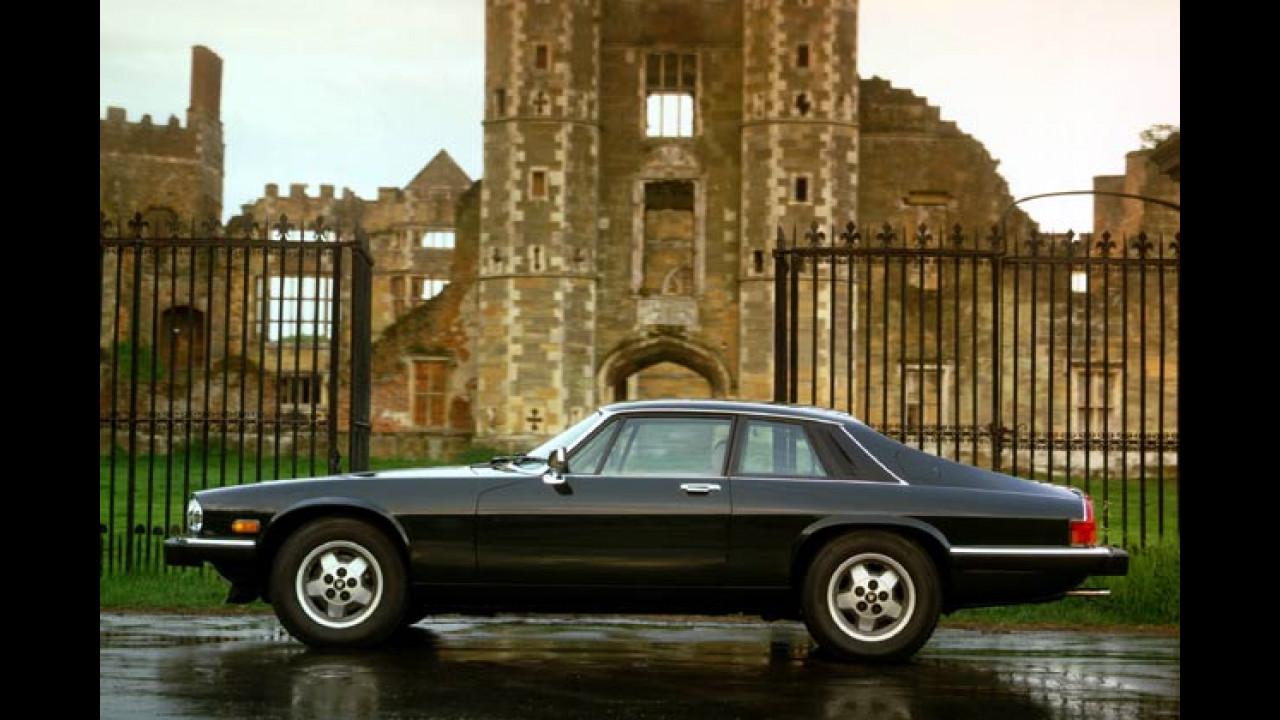 Sportwagen-Ikonen aus den 70er-Jahren – Jaguar XJS