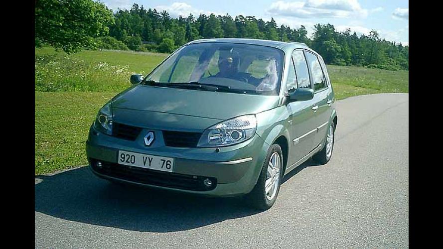 Test Renault Scénic II: Das Vorbild ist noch besser geworden