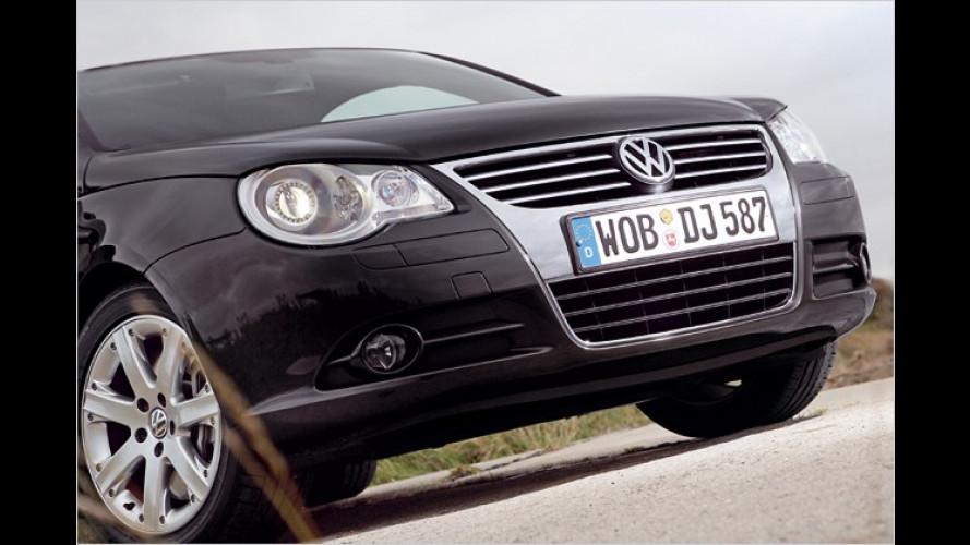 """VW: Eos fährt als Sondermodell ,Edition 2009"""" vor"""