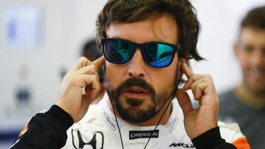 "Alonso Says New McLaren F1 Deal Is ""Long-Term"""