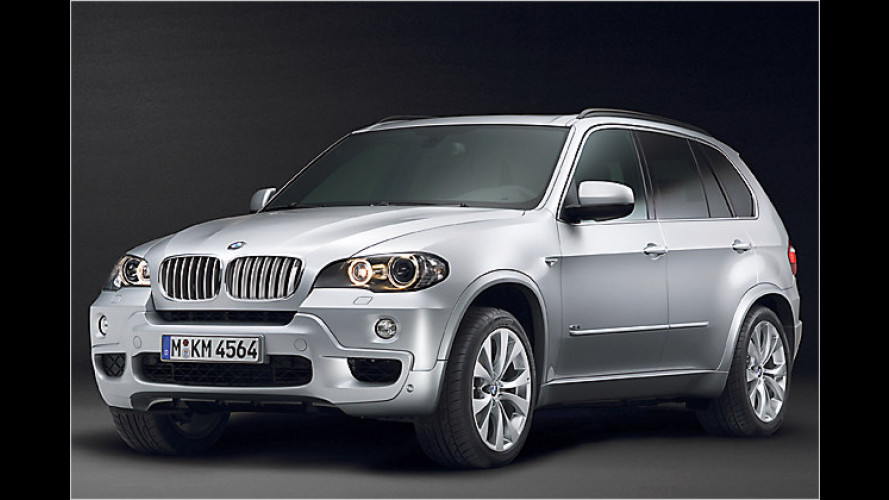 M für den X: Großer BMW bekommt scharfes Sport-Paket
