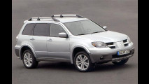 Mitsubishi Outlander Motion