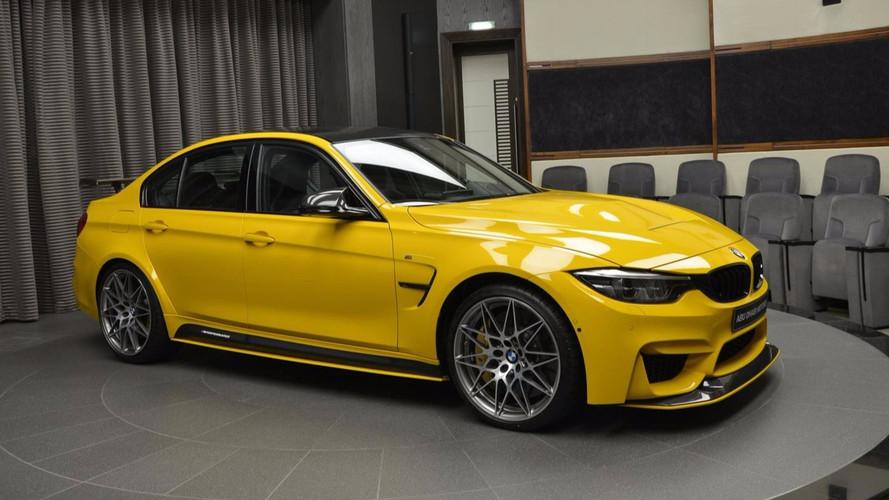 PHOTOS - Est-ce la plus désirable des BMW M3 ?