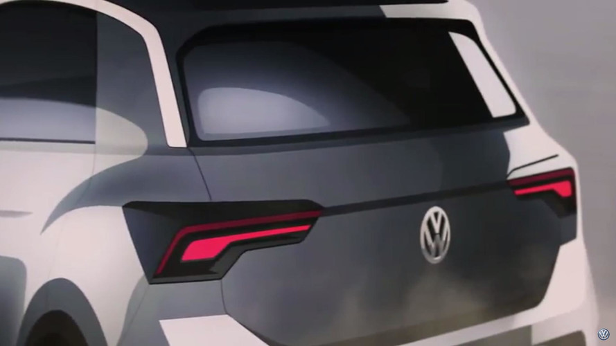 VW T-Roc 2018, capturas del teaser en vídeo