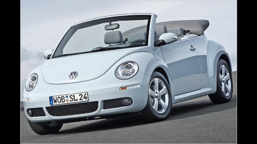 Im Frischluftfieber: Die Cabriolets des Volkswagen-Konzerns