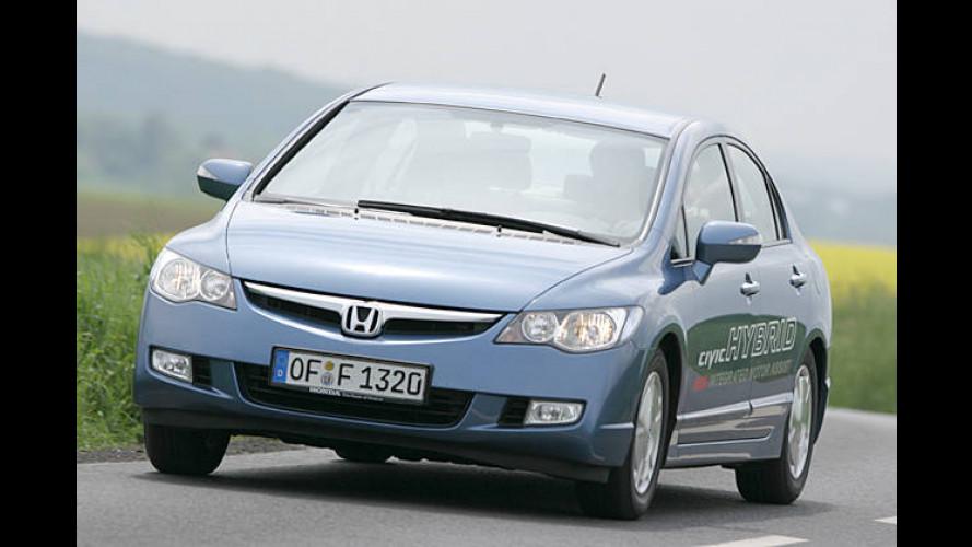 VCD-Ranking: Hybridautos weiter am umweltfreundlichsten