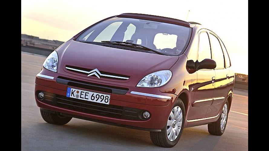 Citroën Xsara Picasso: Nasen-Korrektur und ein neues Herz