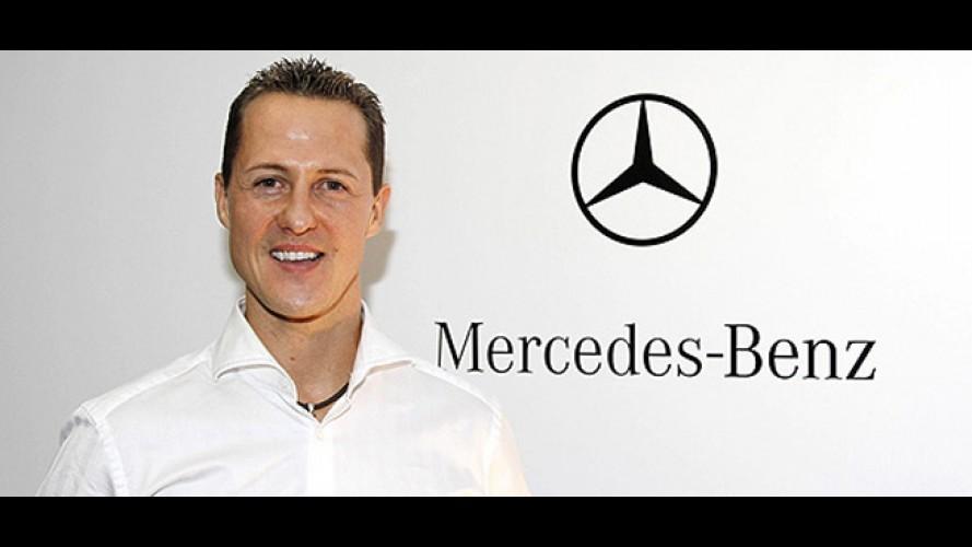 Confirmado: Michael Schumacher volta à Fórmula 1 em 2010 pela Mercedes GP