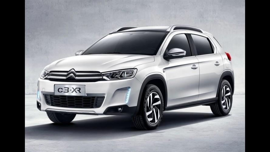 Citroën C3-XR não será lançado na Europa para não canibalizar o 2008