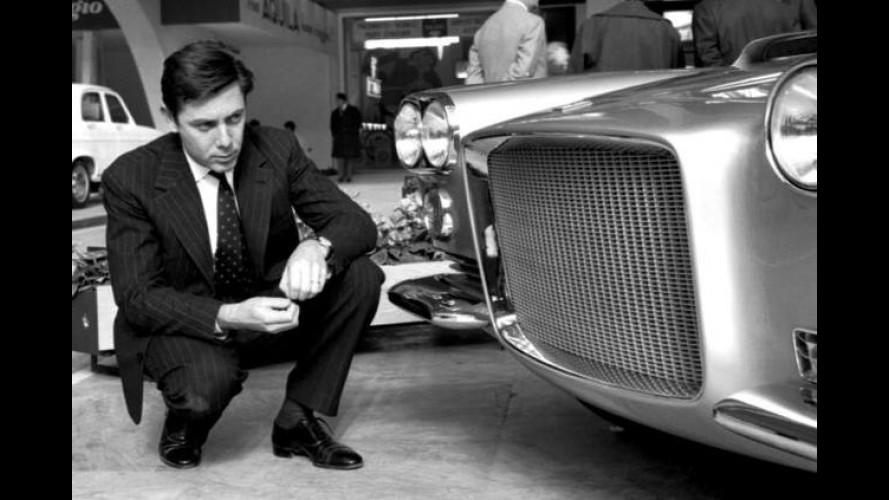 Designer italiano Sergio Pininfarina morre aos 85 anos