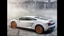Lamborghini Gallardo ganha série especial em Hong Kong